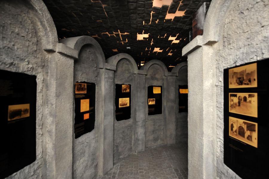 Inside Schindler's Factory
